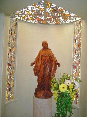 La Vierge en Visitation