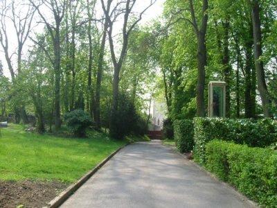 Les jardins du Monastère - les allées