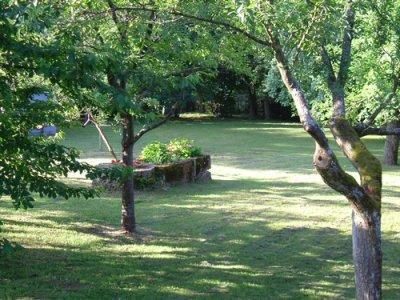 Les jardins du Monastère - le verger
